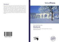 Shenkursk kitap kapağı