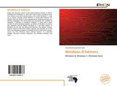 Bookcover of Windows 8 Editions