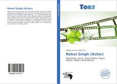 Rahul Singh (Actor)的封面
