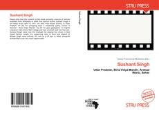 Обложка Sushant Singh