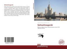 Solnechnogorsk kitap kapağı
