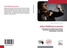 Couverture de John Anthony Lennon