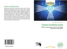Bookcover of System Usability Scale
