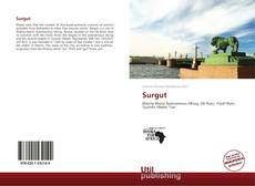 Buchcover von Surgut
