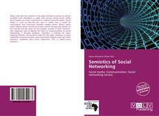 Buchcover von Semiotics of Social Networking