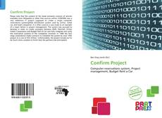 Bookcover of Confirm Project