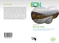 Bookcover of Port Au Choix