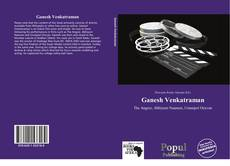 Bookcover of Ganesh Venkatraman