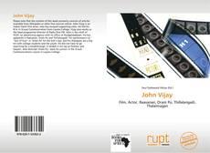 John Vijay的封面