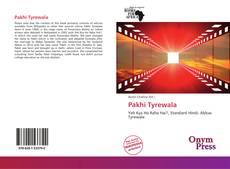 Bookcover of Pakhi Tyrewala