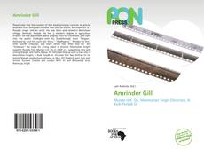 Bookcover of Amrinder Gill