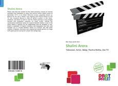 Buchcover von Shalini Arora