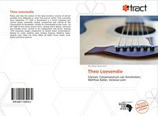 Buchcover von Theo Loevendie