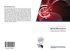 Couverture de Blind Musicians