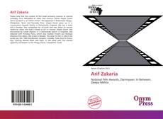 Bookcover of Arif Zakaria