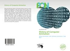 Bookcover of History of Computer Animation
