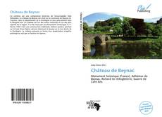 Couverture de Château de Beynac