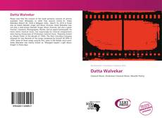 Bookcover of Datta Walvekar