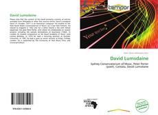 David Lumsdaine的封面