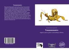 Capa do livro de Tanzanonautes