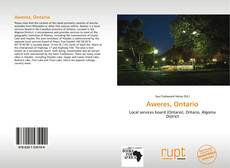 Bookcover of Aweres, Ontario