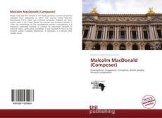 Обложка Malcolm MacDonald (Composer)