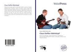 Buchcover von Claus-Steffen Mahnkopf