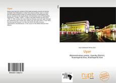 Couverture de Uyar