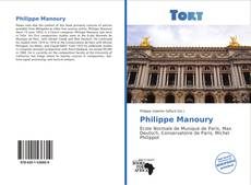 Bookcover of Philippe Manoury