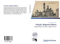 Bookcover of Valuyki, Belgorod Oblast