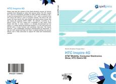 Bookcover of HTC Inspire 4G