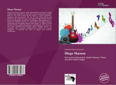 Portada del libro de Diego Masson