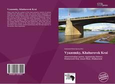 Bookcover of Vyazemsky, Khabarovsk Krai