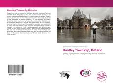 Bookcover of Huntley Township, Ontario