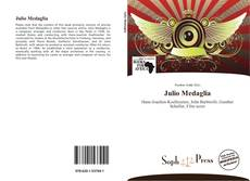 Bookcover of Julio Medaglia