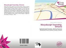 Обложка Marysburgh Township, Ontario