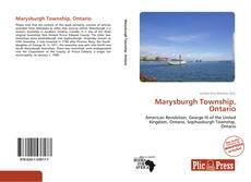 Marysburgh Township, Ontario kitap kapağı