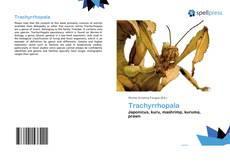 Обложка Trachyrrhopala