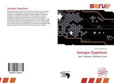 Обложка Georgia (Typeface)