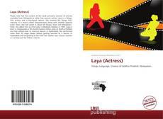Portada del libro de Laya (Actress)