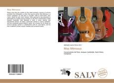 Bookcover of Max Méreaux