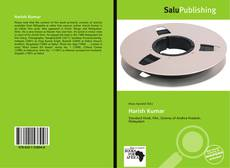 Bookcover of Harish Kumar