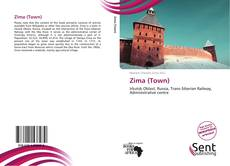 Bookcover of Zima (Town)