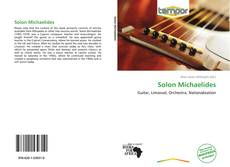 Bookcover of Solon Michaelides
