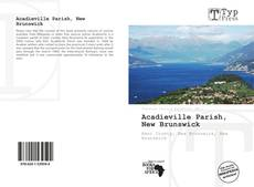 Acadieville Parish, New Brunswick的封面