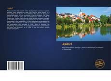 Aadorf kitap kapağı