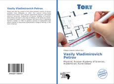 Portada del libro de Vasily Vladimirovich Petrov