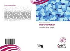 Bookcover of Instrumentation