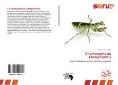 Chamaesphecia Elampiformis的封面