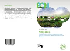 Bookcover of Adelboden